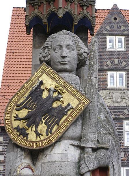 Bremen Monuments Places Landmark Milestone Roland