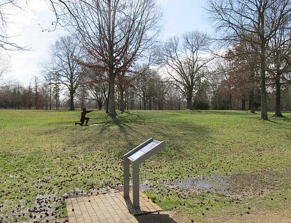 Revolutionary War Battlefield Battleground Battle