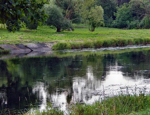 River Stream Landscapes Aquatic Nature Landscape S