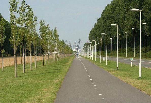 Rozenburg Tight Close-fitting South Holland Long E