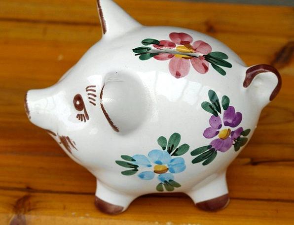 Piggy Bank Save But Piglet Save Money Cut back Eco