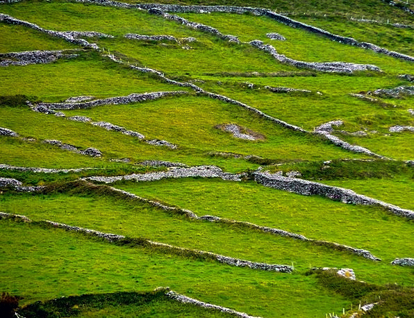 Natural landscape barriers pictures