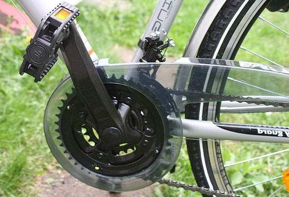 Pedal Lever Motorbike Chain Drive Bike Chain Guard