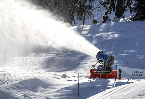 Snow Cannon Snow Guns Snow Making System Technolog
