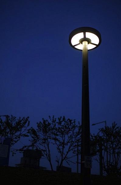 Street Lights Nightly Lighting Illumination Night