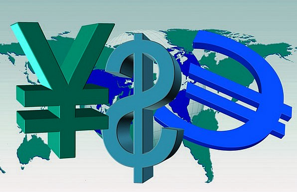 Currencies Moneys Finance Biosphere Business Earth