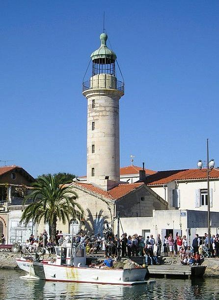 Lighthouse Grau Du Roi Camargue Feast Of The Brand
