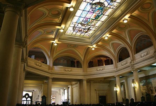 Skylight Casement Colonnades Arcos Arcades Coffee