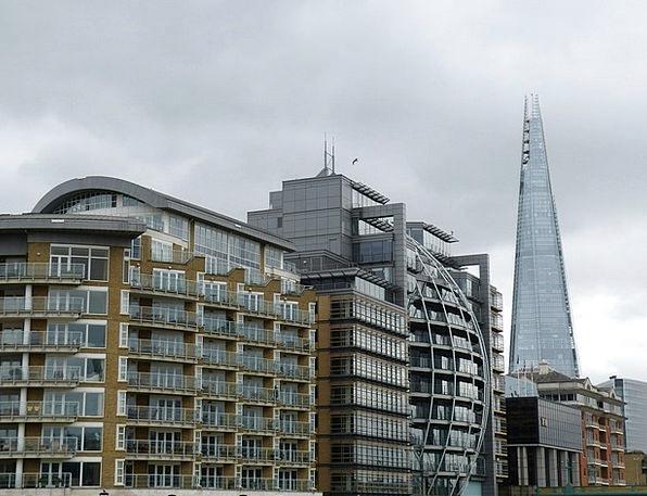London Buildings Building Architecture River Thame
