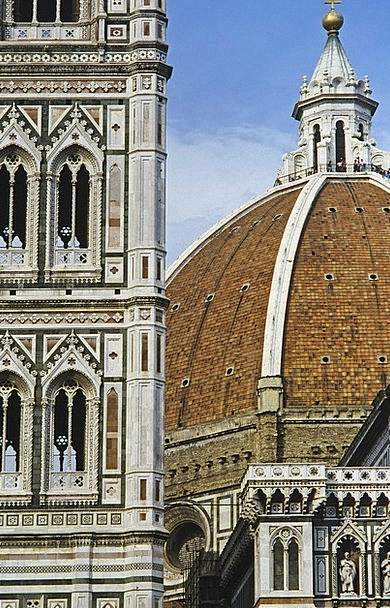 Florence Cathedral Church Italy Scan Kb Dia Santa