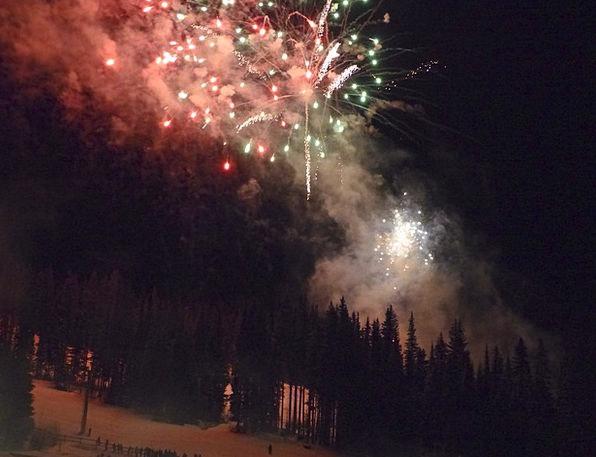 Fireworks Rockets Skyrockets Sylvester Season Fest