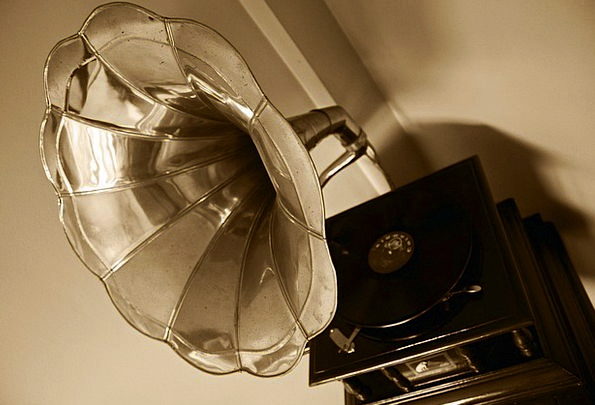 Gramophone, Melody, Old School, Old-fashioned, Music, Turntable