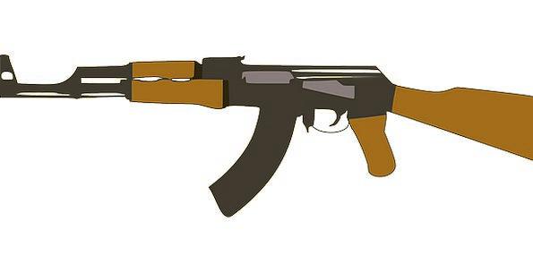 Rifle Ransack Weapon Armament Gun Free Vector Grap