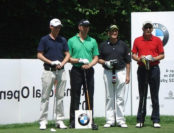 Golf Golf Tournament Golfers Golfpro Golf Club Gol