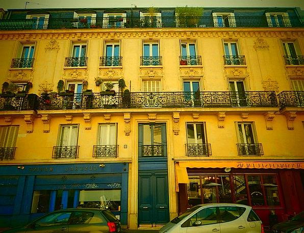 Paris Buildings Architecture City Urban France Bui