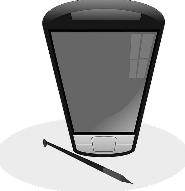 Pda Communication Movable Computer Smartphone Mobi