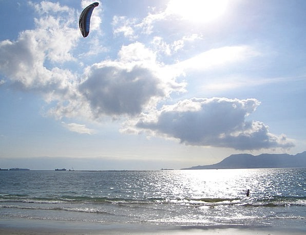 Kiting Vacation Travel Kitesurfing Kite Tarifa Sur
