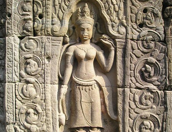Angkor Cambodia Wat Southeast Asia So