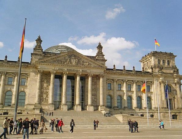 Building Structure Buildings Architecture Berlin A