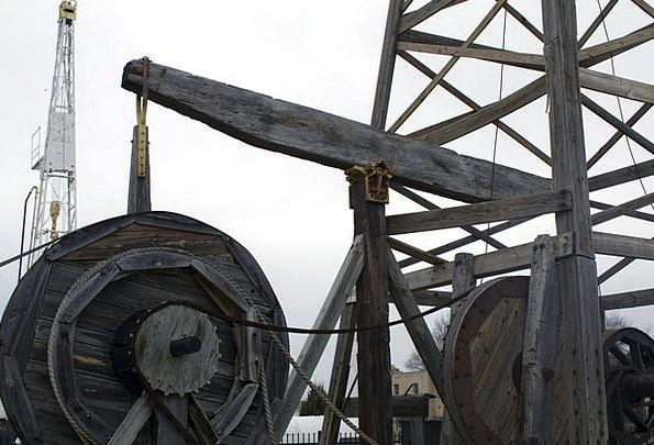 Oil Field Gear Drilling Boring Equipment Productio
