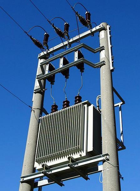 Transformer Modifier Power Line Power Station Curr