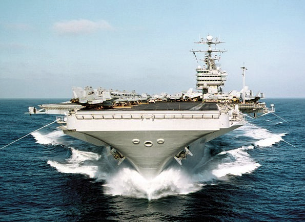 Aircraft Carrier Vessels Battle Ships Ships Usa Mi