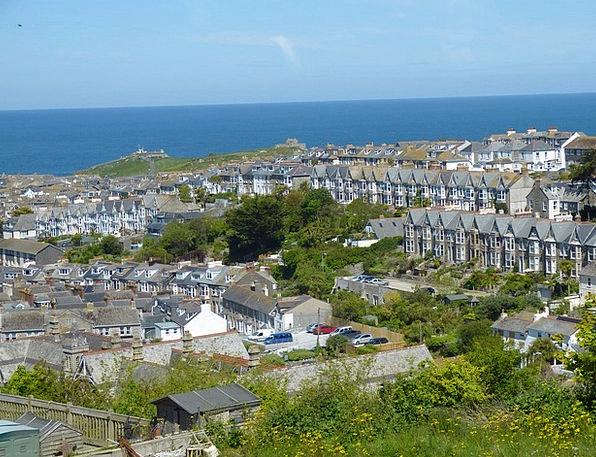 England Vacation Travel St Ives Cornwall Holiday C