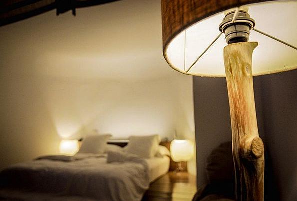 Bedroom Boudoir Uplighter Night Nightly Lamp Sleep