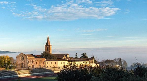 Perugia Ecclesiastical Santa Giuliana Church Lands
