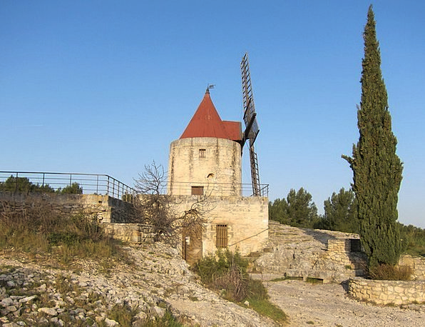 Provence Grinder Daudet Mill