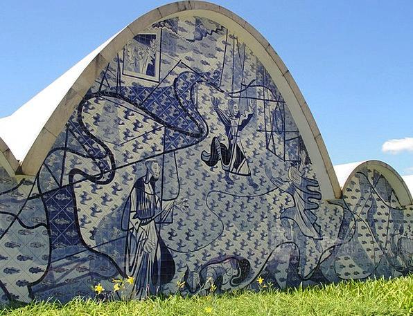 Belo Horizonte Church Ecclesiastical Minas Portina