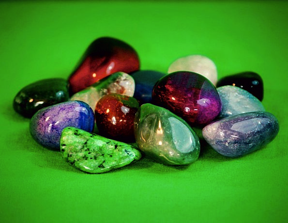 Gemstones Jewels Geology Semi Precious Opal Polish