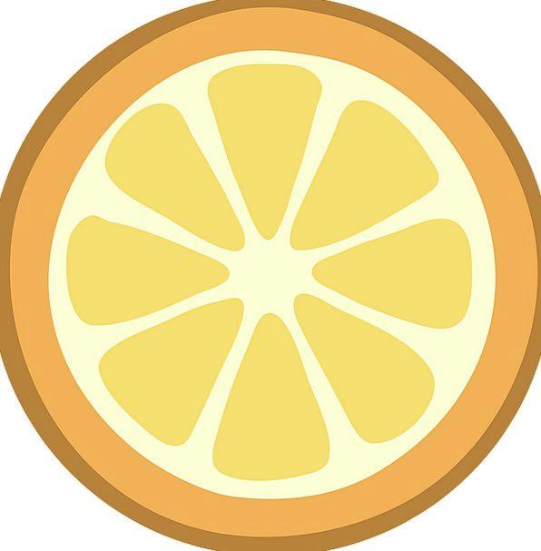 Orange Carroty Drink Ovary Food Slice Share Fruit