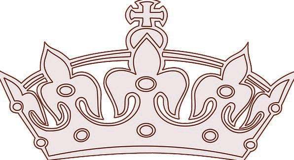Crown Top Monuments Monarch Places Royal Regal Kin
