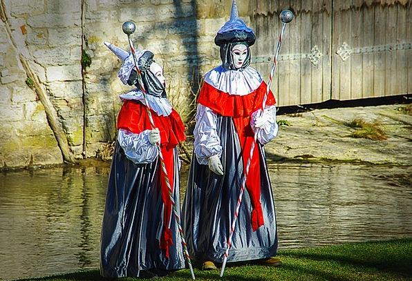 Carnival Festival Costume Clothing Schwäbisch Hall