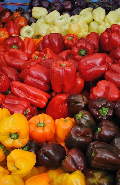 Peppers Sprinkles Drink Interesting Food Farmers M