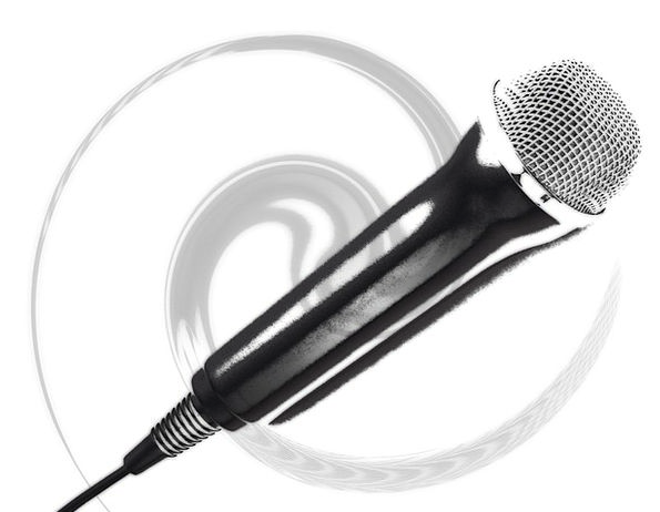 Microphone Complete Talk Conversation Sound Record