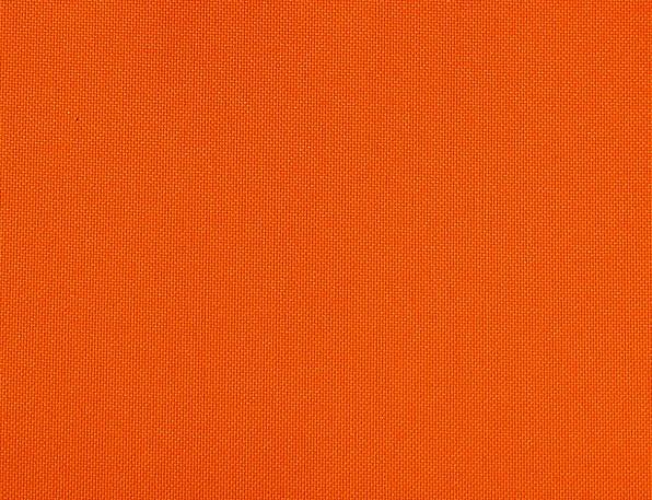 Orange Carroty Hue Fabric Cloth Color Bright Cheer