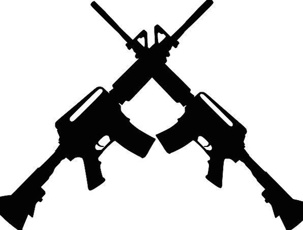 Guns Weapons Ak-47 Arms Terrorism Kalashnikov Weap