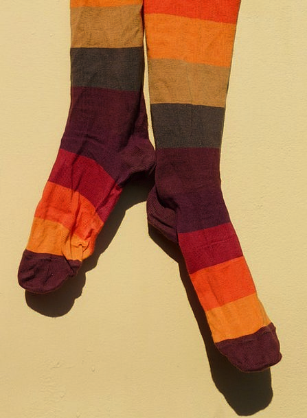Stocking Keeping Hits Clothing Sartorial Socks Lau