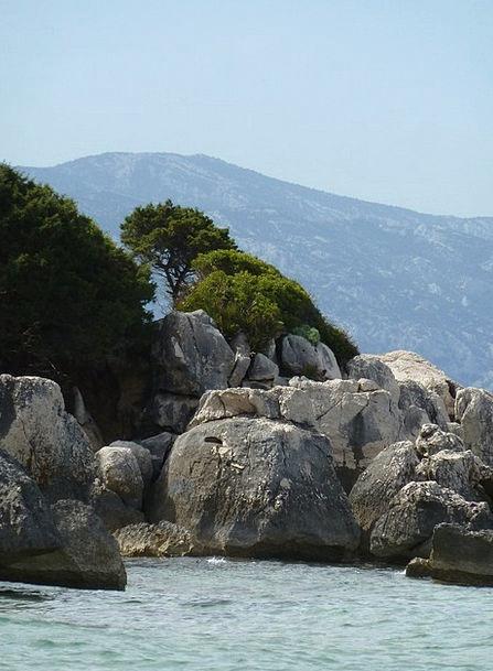 Rocks Pillars Vacation Azure Travel Sea Marine Blu