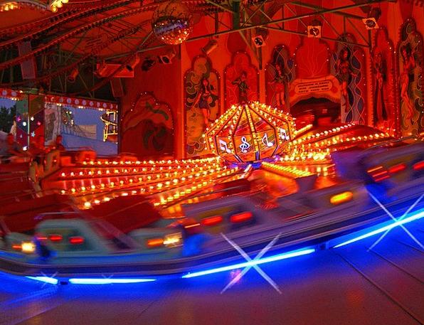 Carousel Merry-go-round Trip Oktoberfest Ride Muni