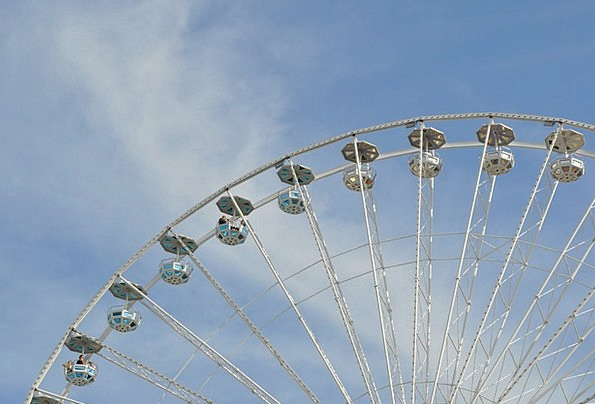 Ferris Wheel Important person Amusement Park Funfa