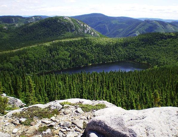 Lake Freshwater Landscapes Crag Nature Landscape M