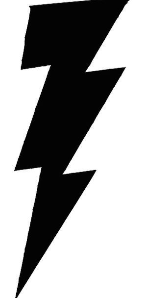 Signs Ciphers Lightning Fast Symbols Electricity P