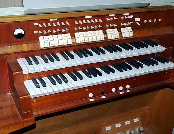 Organ Structure Tool Church Ecclesiastical Instrum