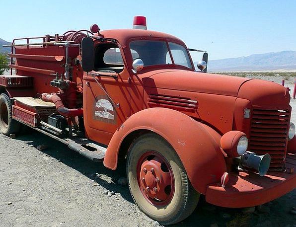 Firetruck Traffic Car Transportation Rescue Releas