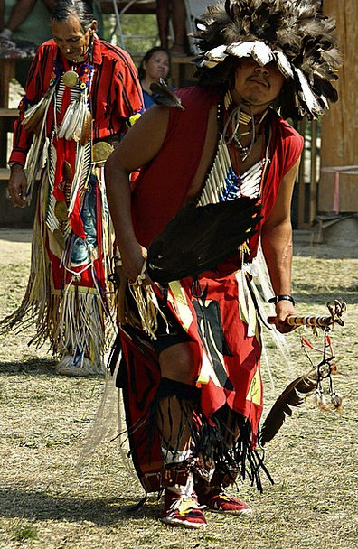 Powwow Ball Traditional Old-style Dance Native Inn