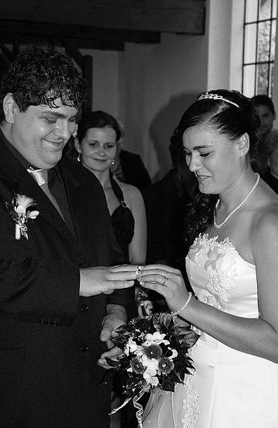 Wedding Bridal Wife Groom Train Bride Girl Witness