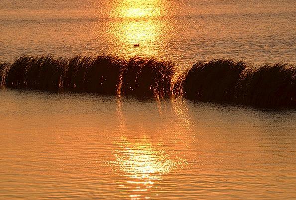 Sunset Sundown Vacation Marine Travel See Understa